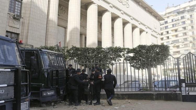 محكمة مصرية تقضي بإعدام شخصين في قضية تتعلق باحتجاجات قرب السفارة الأمريكية
