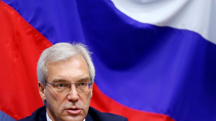 روسيا: الناتو يواصل تلفيق