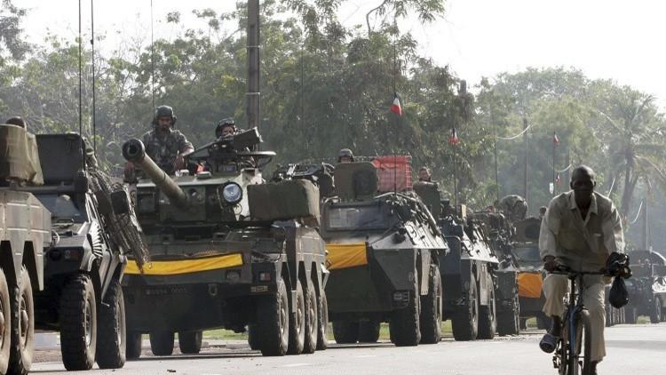 تجدد التمرد العسكري في ساحل العاج