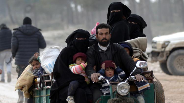 الحكومة السورية والمعارضة المسلحة تتبادلان 112 سجينة