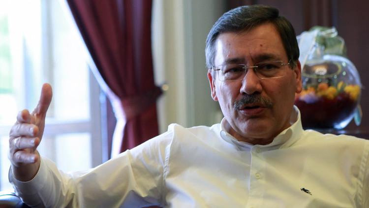 رئيس بلدية أنقرة: زلزال الدردنيل بفعل فاعل!