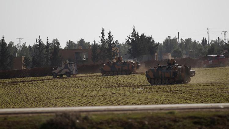الجيش التركي يعلن مقتل جنديين تركيين شمال سوريا