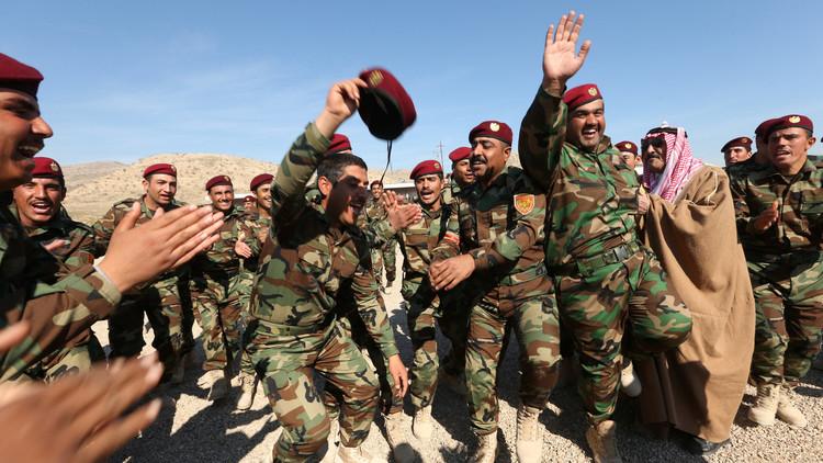 تشكيل لواء عربي ضمن قوات البيشمركة بكردستان العراق
