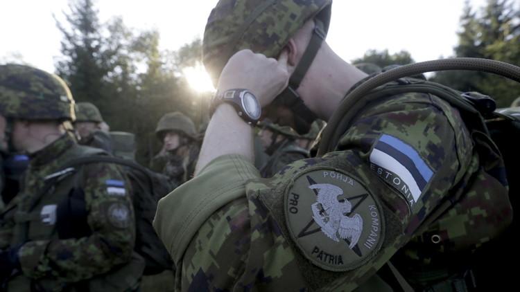 قائد القوات البرية في الناتو يصل إلى إستونيا