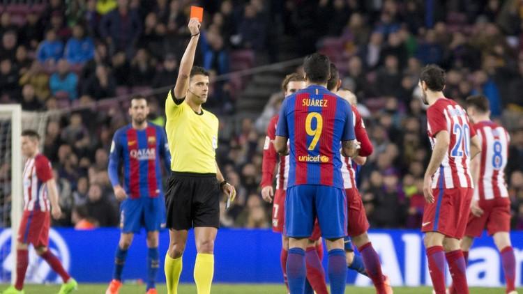 سواريز يفسد فرحة برشلونة بوصوله إلى نهائي كأس إسبانيا