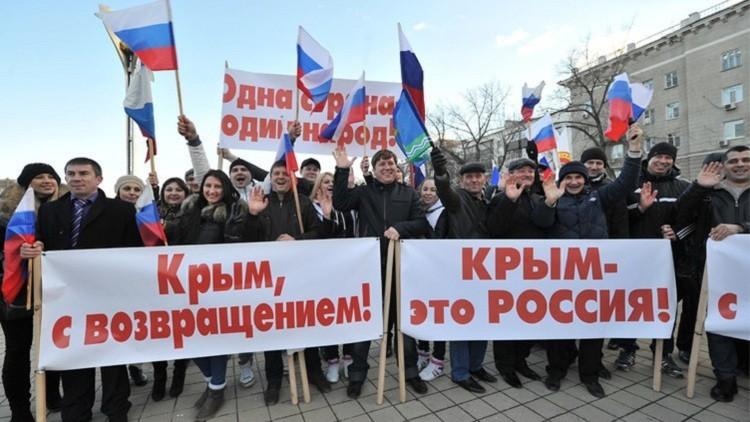تتار القرم يطلبون من الأمم المتحدة الاعتراف بشبه الجزيرة كجزء من روسيا