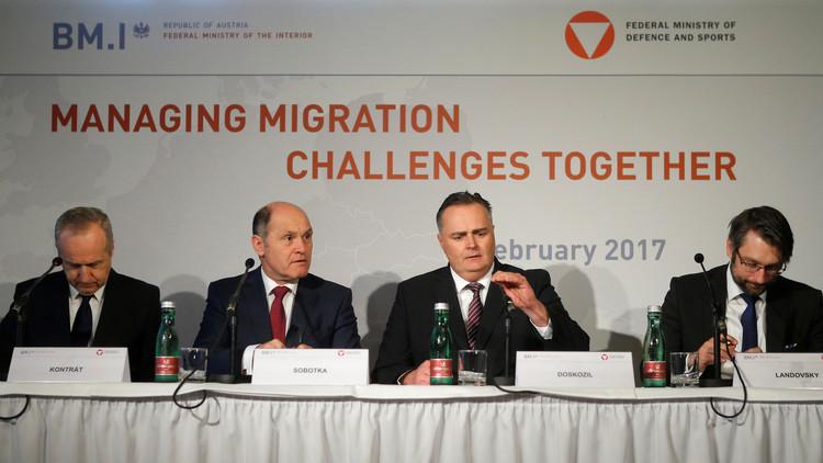 دول أوروبية توثق تعاونها في ردع المهاجرين