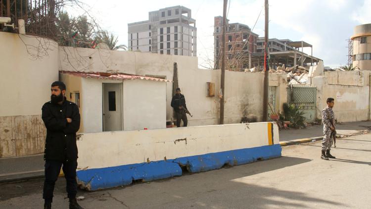 اشتباكات عنيفة داخل العاصمة الليبية طرابلس