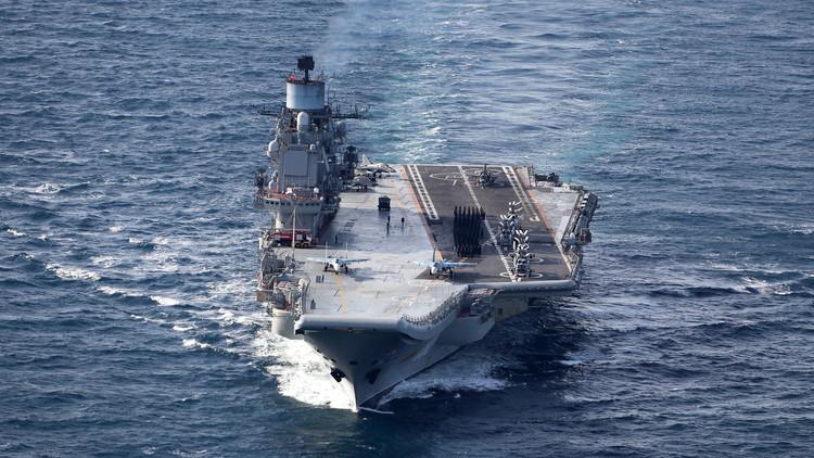 البحرية الروسية تستخلص نتائج عملياتها قبالة سواحل سوريا