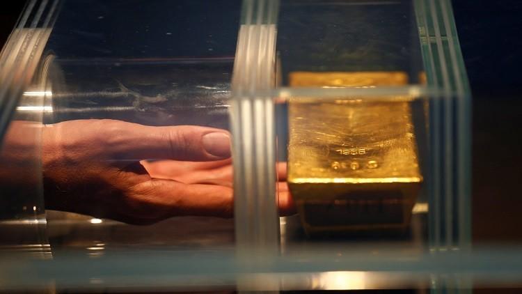 ألمانيا تسحب 300 طن من الذهب الموجود في الولايات المتحدة