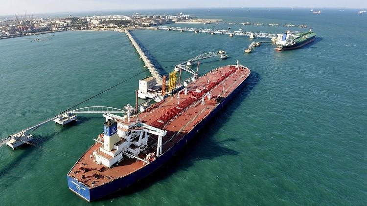 واردات الصين النفطية تبلغ مستويات مرتفعة