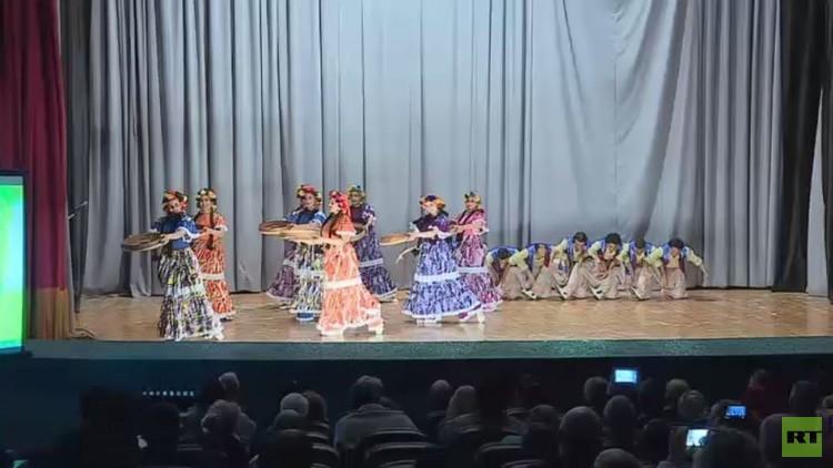 دور روسي بتأسيس فرقة الفنون الشعبية بمصر