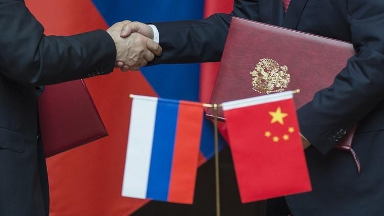 ارتفاع التبادل التجاري بين روسيا والصين