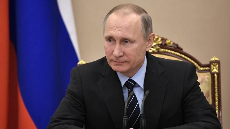 بوتين: نتوقع الاستئناف الكامل لعلاقاتنا مع الولايات المتحدة خلال رئاسة ترامب