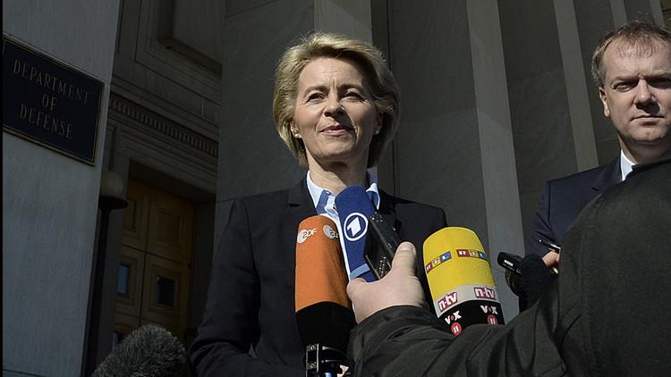 وزيرا الدفاع الأمريكي والألماني: قضايا دولية كثيرة لا يمكن حلها من دون روسيا