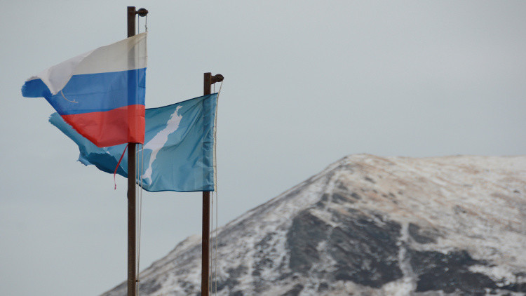 روسيا تطلق تسميات على جزر الكوريل المتنازع عليها مع اليابان