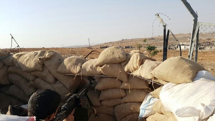 الجيش السوري يقلص المسافة التي تفصله عن مدينة الباب إلى 1.5 كيلومتر