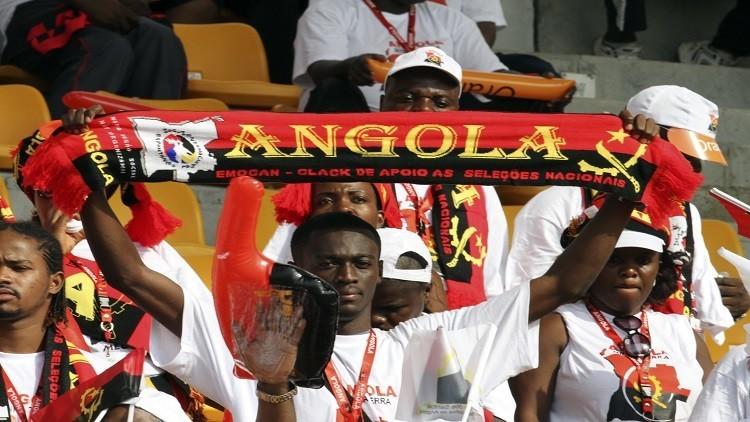 17 شخصا ضحايا كرة القدم في أنغولا