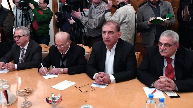مقترحات منصتي موسكو والقاهرة بشأن تشكيل وفد المعارضة السورية