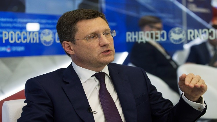 نوفاك: روسيا تنظر في قرار تمديد اتفاق تقليص الإنتاج في أبريل – مايو