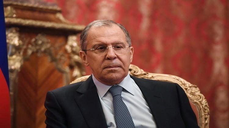 لافروف: العمل جار على عقد لقاء بين بوتين وترامب