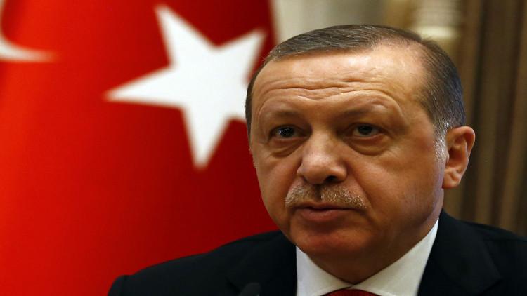 أردوغان: نسعى لإقامة مدن جديدة بالمناطق الآمنة في سوريا والأزمة تشهد تحولات مهمة