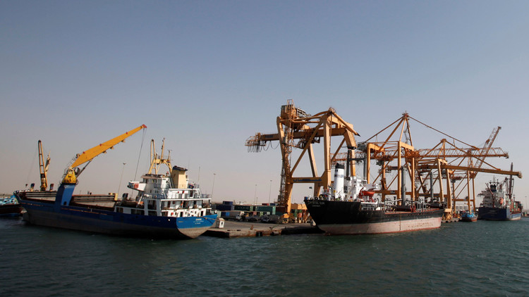 التحالف العربي يحتجز 5 سفن محملة بمشتقات نفطية في طريقها إلى الحديدة