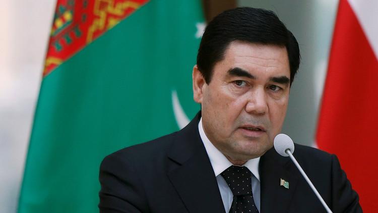 الرئيس التركمانستاني يحقق فوزا ساحقا في الانتخابات