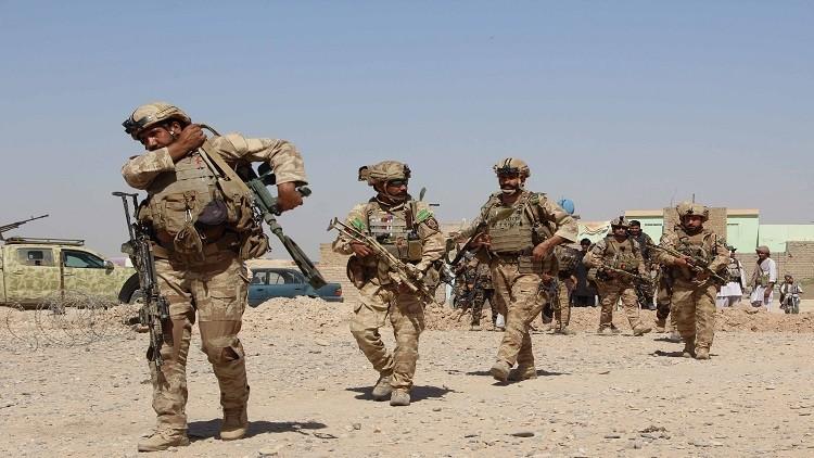 الجيش الأفغاني يشن عملية عسكرية ضد