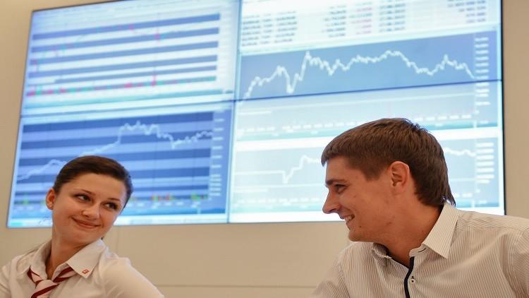 ثقة المستثمرين تشجع بورصة موسكو على الصعود