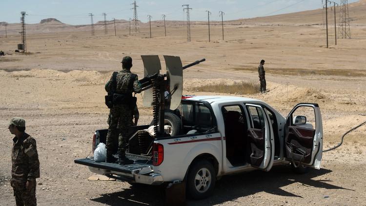 الجيش السوري على مشارف تدمر