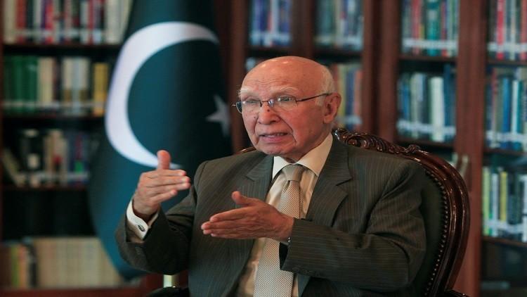 باكستان تنفي توريدها أسلحة إلى طالبان أفغانستان