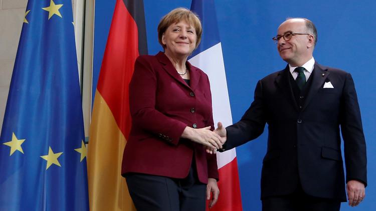 ميركل وكازنوف يتعهدان بالتعاون الوثيق في مكافحة الإرهاب