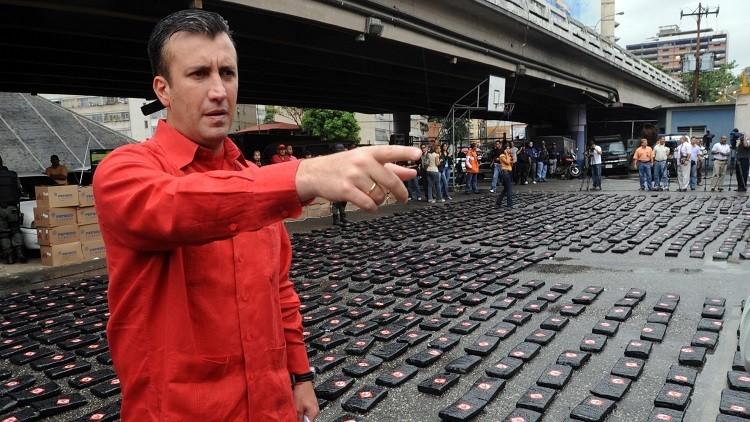 واشنطن تفرض عقوبات على مسؤول فنزويلي رفيع من أصل سوري