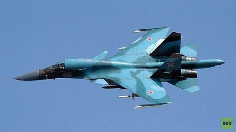 روسيا تعزز مجددا مجموعتها الجوية في سوريا