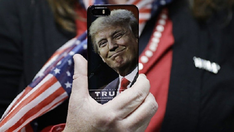 ترامب يوسع فريقه المسؤول عن إدارة مواقع التواصل الاجتماعي