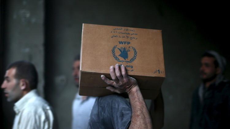 الأمم المتحدة تطالب بإيصال المساعدات إلى 4 بلدات سورية محاصرة