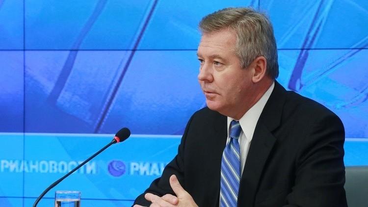 نائب وزير الخارجية الروسي غينادي غاتيلوف