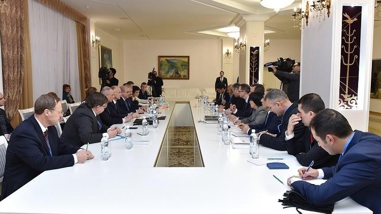 الإخبارية السورية: تأجيل اجتماع أستانا ليوم 16 الحالي