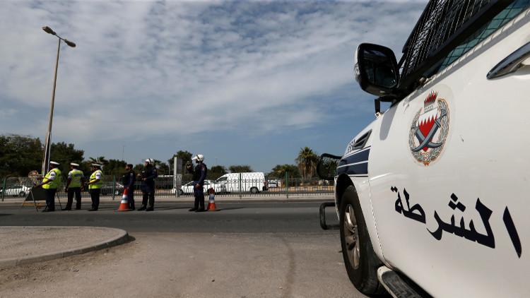 إصابة شخصين بتفجير إرهابي في المنامة