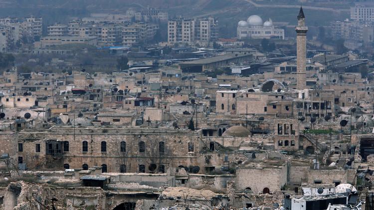 قطع المياه عن حلب السورية مجددا
