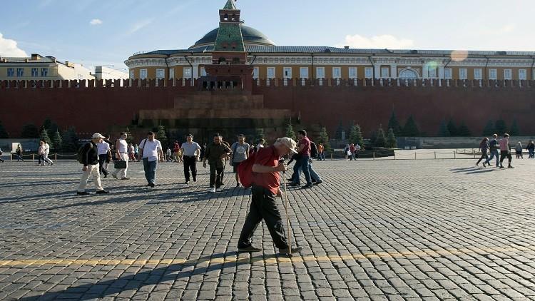 تزايد السياح من الصين وإيران في روسيا