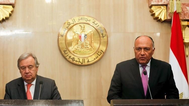 السيسي: الحل العادل للقضية الفلسطينية يسهم في إعادة الاستقرار للمنطقة