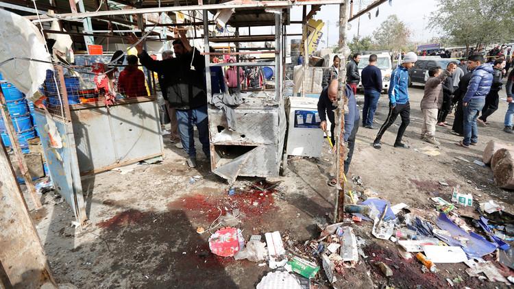 مصادر أمنية: مقتل 15 على الأقل في انفجار سيارة ملغومة بمدينة الصدر ببغداد