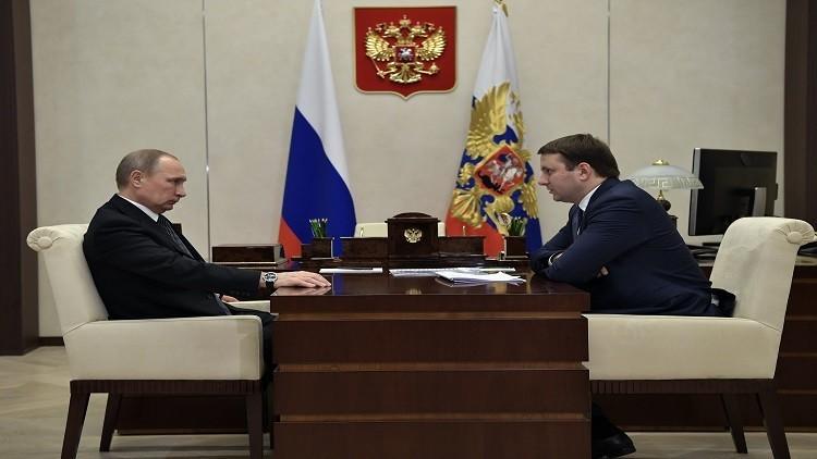 بوتين يبدي استعداده للمساعدة في كبح التضخم