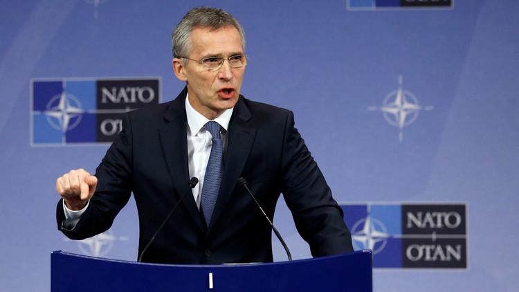 ستولتنبيرغ يستبعد مشاركة الناتو في العمليات العسكرية بسوريا