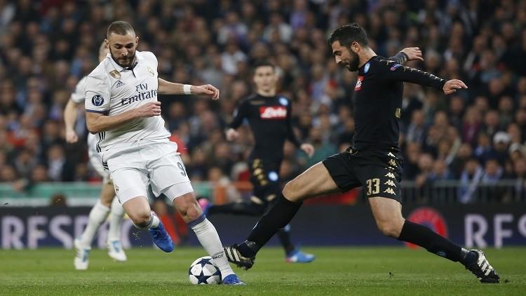 بالفيديو.. ريال مدريد يقلب الطاولة على نابولي