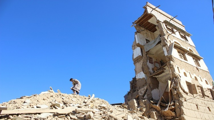 مقتل 6 يمنيات بغارة للتحالف