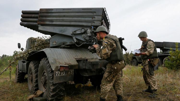 البنتاغون ينوي تعزيز قدرات الجيش الأوكراني