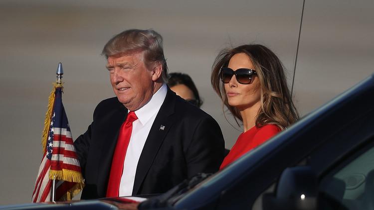 صديق لعائلة ترامب: ميلانيا تعيسة جدا!